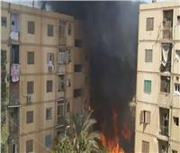 النيابة تندب الأدلة الجنائية فى حريق القطامية