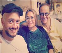 سعد لمجرد يحتفل مع أسرته بعيد الأضحي في المغرب