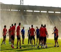 لاسارتي يبدأ مران الأهلي بجلسة مع اللاعبين