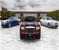 صور| «رولز رويس» تكشف عن 3 سيارات بديلة لـ«Ghost»