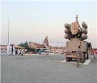 قائد كلية الملك عبدالله للدفاع الجوي يفتتح معرض القوات المسلحة بسوق عكاظ