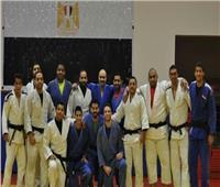 برونزيتان لمصر في الجودو بدورة الألعاب الإفريقية بالمغرب