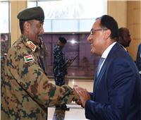 بالصور.. تفاصيل وصول وكلمة «مدبولي» في مراسم توقيع الوثيقة الدستورية السودانية