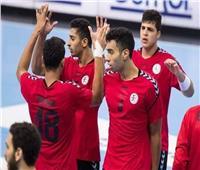 الشوط الأول| منتخب مصر لليد يحسم الشوط الأول بالتفوق على البرتغال