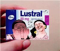 حكايات| بين الفرفشة والزعل.. صيدلي مصري يرسم مشاهد سينمائية على علب الأدوية