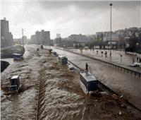 بالفيديو| أمطار غزيرة في اسطنبول وفيضانات تجتاح البازار الكبير التاريخي