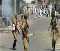 إصابة عدة أشخاص في اشتباكات مع الشرطة الهندية بكشمير