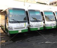 محافظ المنوفية: دعم مرفق النقل الداخلي بـ16 سيارة جديدة