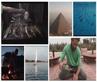 «صورة وحكاية».. طرق جديدة للجذب السياحي إلى المقاصد المصرية| فيديو