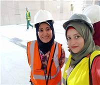صور| جامعة جنوب الوادي تنظم زيارة إلى المتحف المصري الكبير