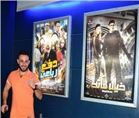 أحمد العمدة يخوض أولى تجاربه السينمائية بـ«دفع رباعي بقوة»