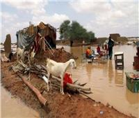 انهيار 9500 منزل ووفاة 46 شخصا جراء السيول في السودان