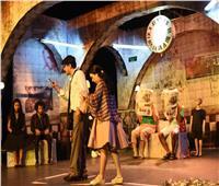صور| «عرض مترو» يفتتح المهرجان القومي للمسرح