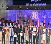 صور| ننشر تفاصيل حفل افتتاح مهرجان القلعة في دورته الـ 28