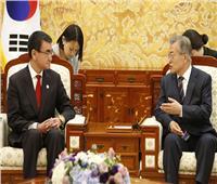 وزيرا خارجية اليابان وكوريا الجنوبية يلتقيان في بكين الأربعاء