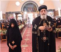«تماف باسيليا» رئيسةً لدير العذراء بحارة زويلة والنوبارية