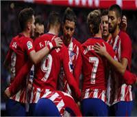صحيفة فرنسية: أتليتكو مدريد يسحب شكواه ضد برشلونة بخصوص صفقة جريزمان