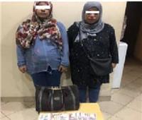 حبس سيدتينبتهمة نشل المواطنين بمدينة نصر