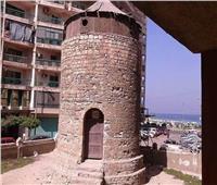 إزالة التعديات على «طاحونة المندرة الأثرية» بالإسكندرية