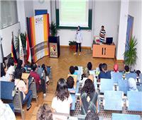 الجامعة الألمانية تساهم في تنمية قدرات الأطفال بورش عمل للتقنيات الحاسوبية