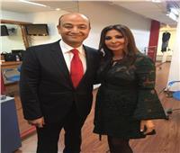 أول تعليق من عمرو أديب على اعتزال إليسا