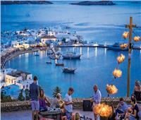 فيديو| رومانسية وسط الطبيعة.. «ميكونوس اليونانية» الجزيرة التي لا تنام
