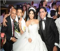 صور| نجوم الرياضة يحتفلون بزفاف حسن يوسف