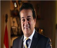 عبد الغفار يتلقى تقريرًا حول المنتدى الأول لقادة شباب جامعات الصعيد