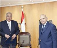 توقيع بروتوكول تعاون بين وزارة العدل ونقابة المحامين