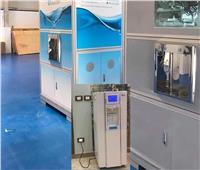 «العلمين الجديدة» تستقبل أول محطة إنتاج مياه الشرب بتكنولوجيا التكثيف