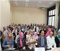 جامعة عين شمس تستعد لزيارة شركة «إنترتك المانحة للجودة»