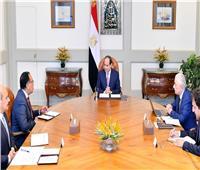 السيسي يبحث آخر تطورات المشروع القومي لتطوير التعليم في مصر