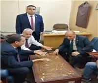 جمارك مطار القاهرة تضبط محاولة تهريب كمية من المشغولات الذهبية
