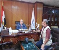 """انطلاق مبادرة """"صنايعية مصر"""" بجامعة السادات"""
