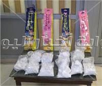 فيديو| سقوط تاجر «الآيس المخدر» في النزهة