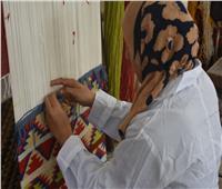 صناعة الكليم والسجاد البدوي مهنة في طريقها للاندثار