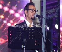 صور| رابح صقر في حفل الصيف بالقاهرة