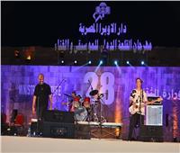 مهرجانا الأوبرا الصيفي بالإسكندرية والقلعة بالقاهرة في آن واحد!
