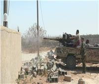 الجيش الليبي يشن غارات عنيفة على مواقع الميليشيات في طرابلس
