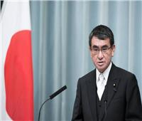 وزير خارجية اليابان يدعو إلى تعزيز التعاون بين طوكيو وسول وبكين