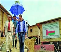 مدينة عُمانية في بنجلاديش لإيواء 1000 أسرة من لاجئي ميانمار
