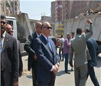 تحويل مدير نظافة المنطقة الشرقية ورئيس فرع الهيئة بالمطرية للتحقيق