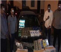 سقوط «رجال الشرطة المزيفين» بعد نصبهم على أصحاب الأكشاك بمدينة نصر