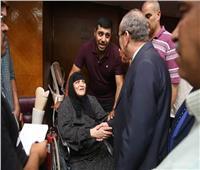 توزيع ١٠٥ أجهزة تعويضية ضمن مبادرة حياة كريمة على أبناء كفر الشيخ