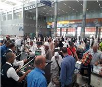 مصر للطيران تسير غدا 10 رحلات لنقل 2400 حاجًا