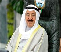 أمير الكويت يتلقى برقية تهنئة من البابا تواضروس