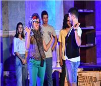 «حمام الست» مستمر بنجاح على «بيرم التونسي» بالإسكندرية