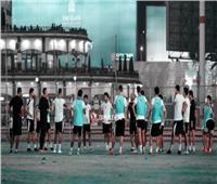 تفاصيل جلسة «ميتشو» مع لاعبي الزمالك في مران الفريق
