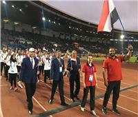 مصر تتصدر جدول الميداليات في ختام منافسات اليوم السادس بالألعاب الإفريقية