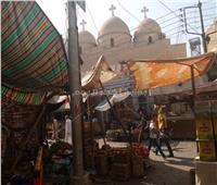 صور| تحويل منطقة كنيسة «أبانوب» بسمنود لمزار سياحي
